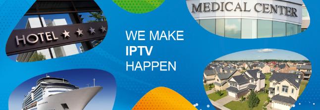 Vsebine, ki so na voljo pri IPTV